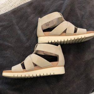 Platform Ankle Sandals